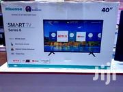 New 40inches Hisense Smart Flat Screen TV | TV & DVD Equipment for sale in Central Region, Kampala