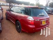 Subaru Legacy 2004 Automatic Red | Cars for sale in Central Region, Kampala