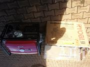 Portable New Ryobi Generator, 5.5KVA | Electrical Equipments for sale in Central Region, Kampala