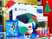 PS4 Slim 500GB With Two Pads And FIFA 19 | Video Game Consoles for sale in Central Region, Kampala