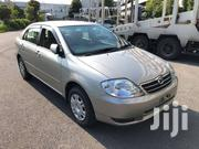Toyota Corolla 2005 Sedan Automatic Silver | Cars for sale in Eastern Region, Busia