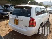 Toyota Fielder 2005 White | Cars for sale in Central Region, Kampala