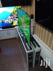 Samsung 43inches Smart Curved SUHD Tv | TV & DVD Equipment for sale in Central Region, Kampala