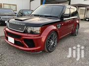 Land Rover Range Rover Sport 2008 Red | Cars for sale in Eastern Region, Busia
