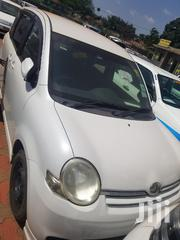 Toyota Sienta 2007 White | Cars for sale in Central Region, Kampala