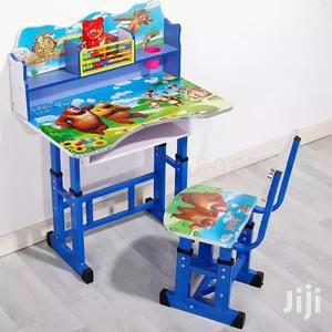 Kids Reading Table.