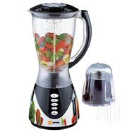 SB-606 Powerful Blender With Mill & Grinder | Kitchen Appliances for sale in Central Region, Kampala