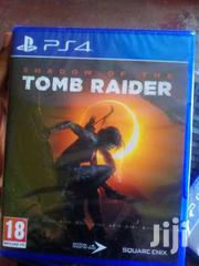 Brand New Sealed PS4 TOMB RAIDER Game   Video Game Consoles for sale in Central Region, Kampala