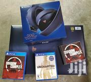 Playstation 4 PS4 Pro 2TB 500 Million LE W-headset | Video Game Consoles for sale in Nothern Region, Arua