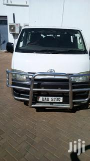 Toyota HiAce 2004 Siyaya White | Buses & Microbuses for sale in Central Region, Kampala