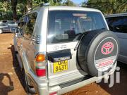 Toyota Land Cruiser 1999 90 Silver | Cars for sale in Central Region, Kampala