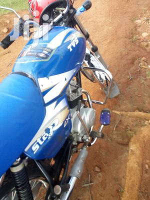 Motorcycle 2014 Blue