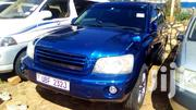 Toyota Kluger 2004 Blue | Cars for sale in Central Region, Kampala