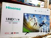 55inches Hisense Smart UHD 4k | TV & DVD Equipment for sale in Central Region, Kampala