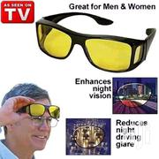 Uv Light Night Driving Glasses | Clothing Accessories for sale in Central Region, Kampala