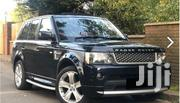 Land Rover Range Rover Sport 2011 HSE 4x4 (5.0L 8cyl 6A) Black | Cars for sale in Central Region, Kampala