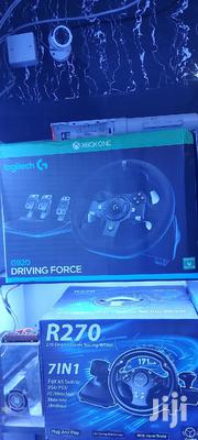 Brand New Xbox One Driving Force | Video Game Consoles for sale in Central Region, Kampala