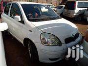 Toyota Vitz 2004 White | Cars for sale in Central Region, Kampala