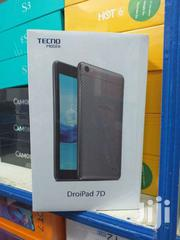 TECNO Droipad 7D Tablet 7.0inch Dual SIM 16GB ROM Brandnew | Tablets for sale in Central Region, Kampala