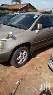 Toyota Harrier 2002 Gray | Cars for sale in Central Region, Kampala
