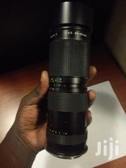 Formula 5 Vintage 85-210mm F4.5 Telephoto Lens (Completely Manual) | Accessories & Supplies for Electronics for sale in Central Region, Kampala