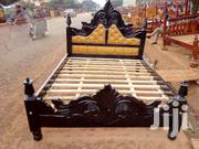Black Bed 5x6 | Furniture for sale in Central Region, Kampala
