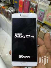 Samsung Galaxy C7 Pro 32 GB Silver | Mobile Phones for sale in Central Region, Kampala