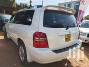 New Toyota Kluger 2003 White | Cars for sale in Central Region, Kampala