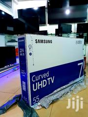 Brand New Samsung 55inch Cured Uhd 4k Tvs | TV & DVD Equipment for sale in Central Region, Kampala