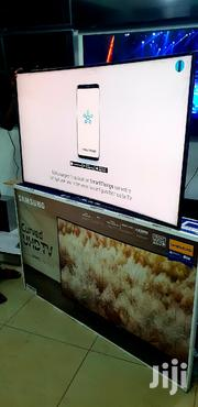 Brand New Samsung 55inch Curved Ultra Hd 4k Tvs | TV & DVD Equipment for sale in Central Region, Kampala