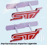 Sti Grill Logo For Subaru | Vehicle Parts & Accessories for sale in Central Region, Kampala