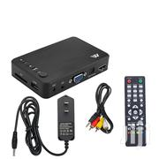 Mini Full 1080P HD Multimedia Player TV BOX 3 Outputs | TV & DVD Equipment for sale in Central Region, Kampala