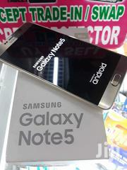 New Samsung Galaxy Note 5 64 GB Gold | Mobile Phones for sale in Central Region, Kampala