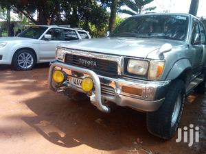 Toyota Hilux 1995 Silver