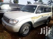 Toyota Land Cruiser Prado 2003 White | Cars for sale in Central Region, Kampala