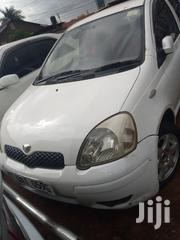 Toyota Vitz 1999 1.3 U 4WD White | Cars for sale in Central Region, Kampala