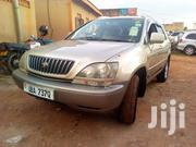 Toyota Harrier 2000 Gold   Cars for sale in Central Region, Kampala