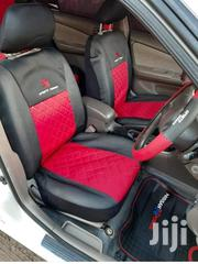 Cloth Seatcovers Mixed Red&Black | Vehicle Parts & Accessories for sale in Central Region, Kampala