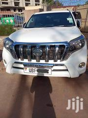 Toyota Land Cruiser Prado 2018 White | Cars for sale in Central Region, Kampala