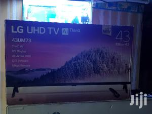 Brand New LG Smart Uhd 4k 2019 Model TV 43 Inches