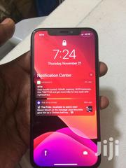 Apple iPhone X 256 GB Black   Mobile Phones for sale in Central Region, Kampala