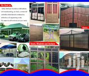 Tents Car Shade Windows And Doors In Steel And Aluminium | Automotive Services for sale in Central Region, Kampala