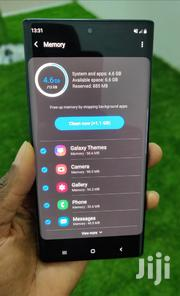 Samsung Galaxy Note 10 Plus 5G 512 GB Black   Mobile Phones for sale in Central Region, Kampala