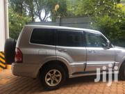 Mitsubishi Pajero 2003 Gray | Cars for sale in Central Region, Kampala