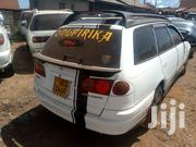 Toyota Caldina 2002 White | Cars for sale in Central Region, Kampala