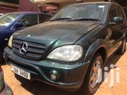 Mercedes-Benz M Class 1999 Green | Cars for sale in Central Region, Kampala