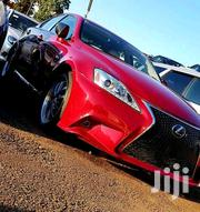 Lexus IS 2008 Red | Cars for sale in Central Region, Kampala