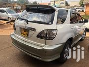 Toyota Harrier 2000 White   Cars for sale in Central Region, Kampala