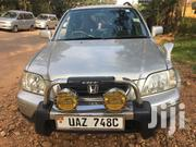 Honda CR-V 2000 2.0 Automatic Silver | Cars for sale in Central Region, Kampala