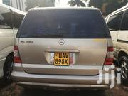 Mercedes-Benz M Class 2003 Gold | Cars for sale in Central Region, Kampala